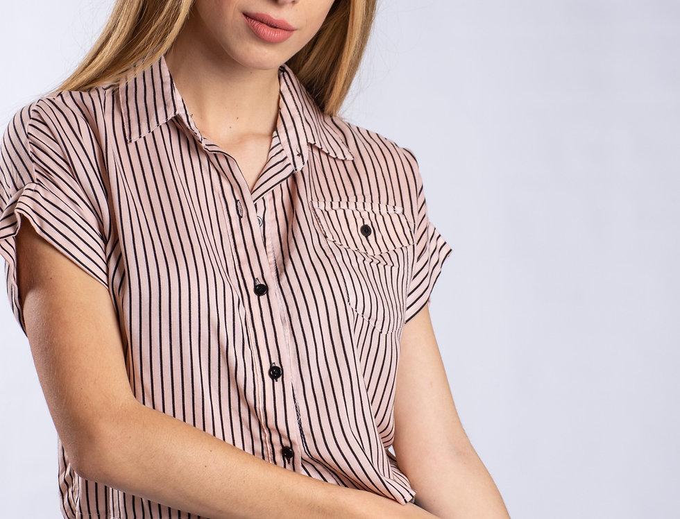 Camisa Betty rayas finas