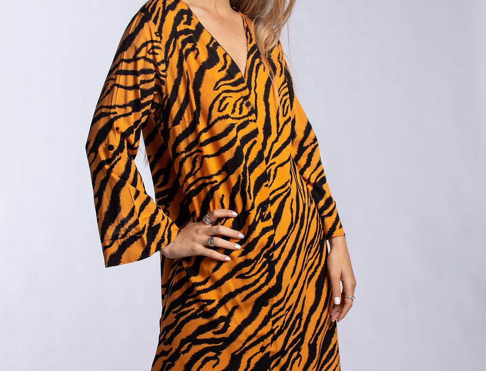 Vestido Anabel vte Zebra