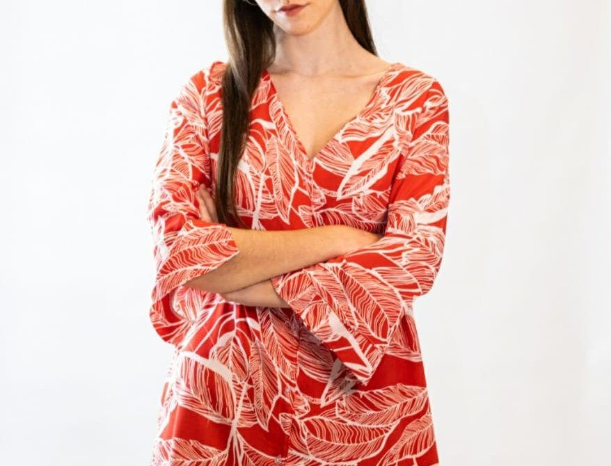 Vestido Anabel vte Meredith