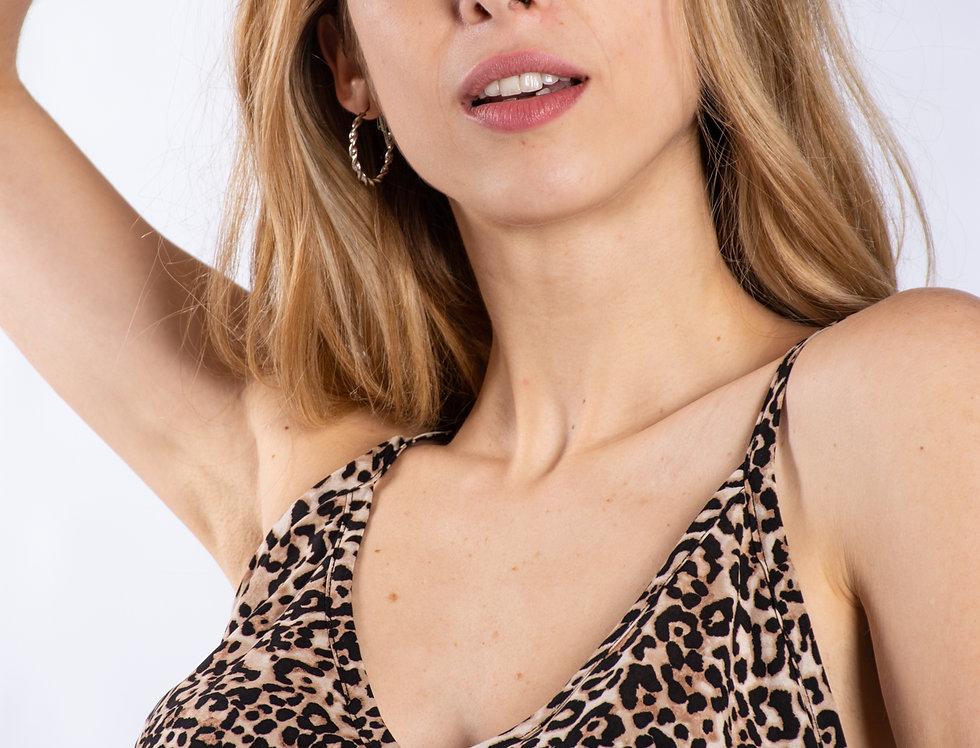 Musculosa Tania Print