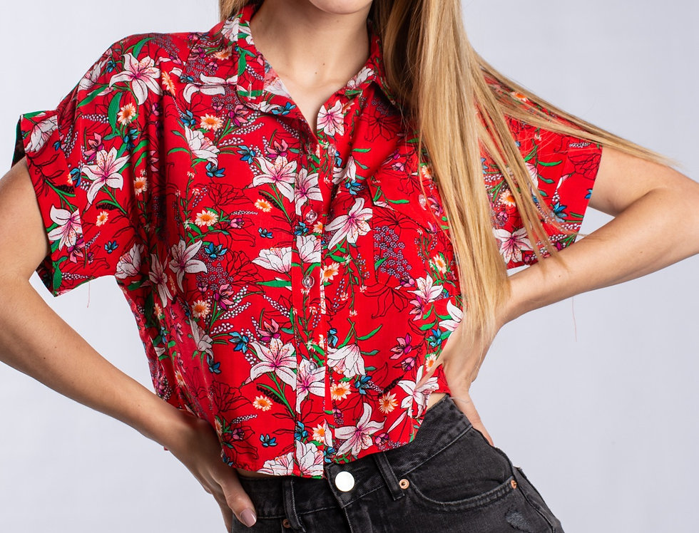 Camisa Betty Tulum Lirio