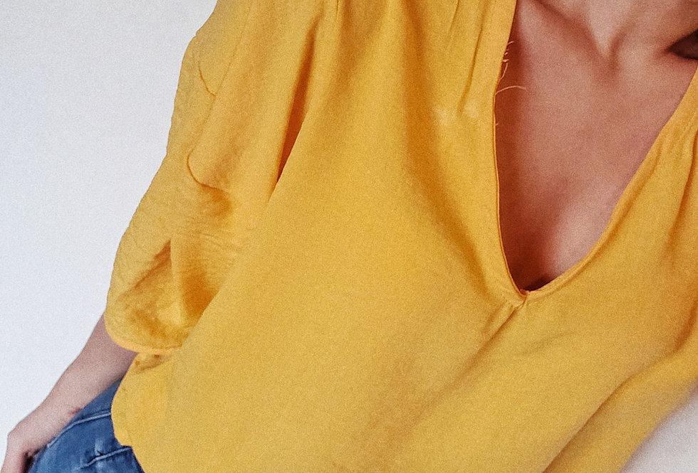 Blusa lino Maddie