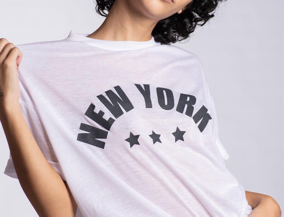 Remera NEW YORK
