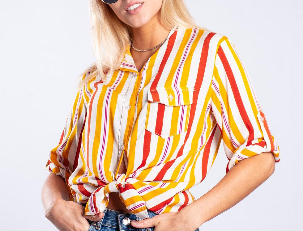 Camisa raya combi