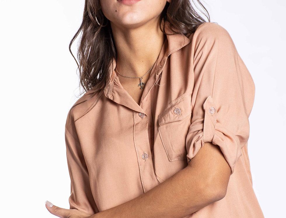 Camisa talle especial LISA