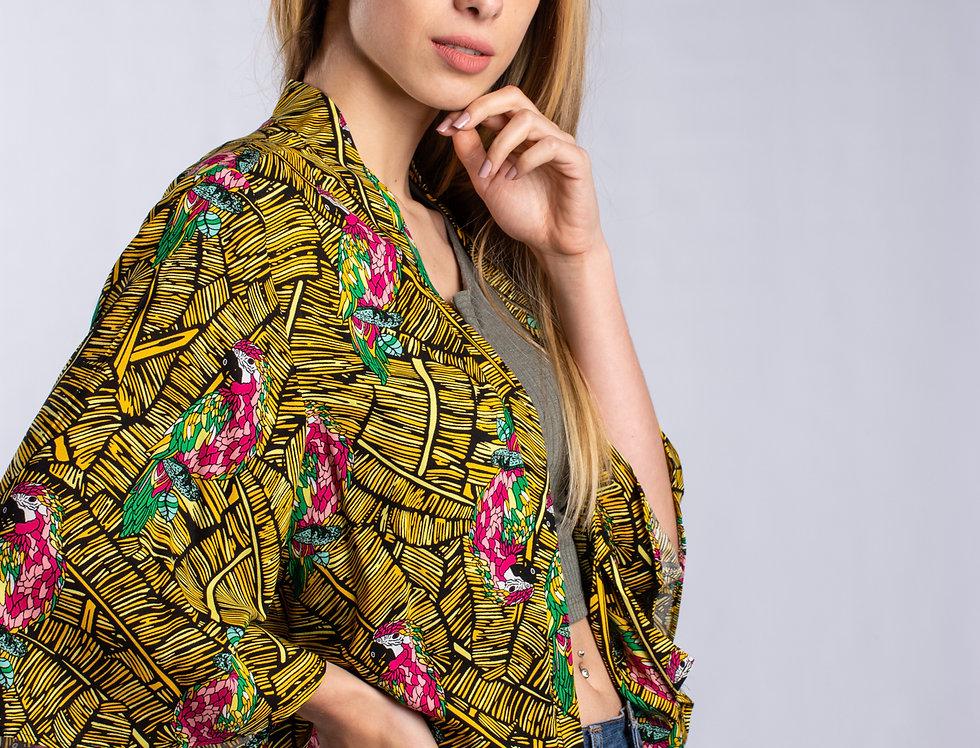 Kimono Tennessee Parrot