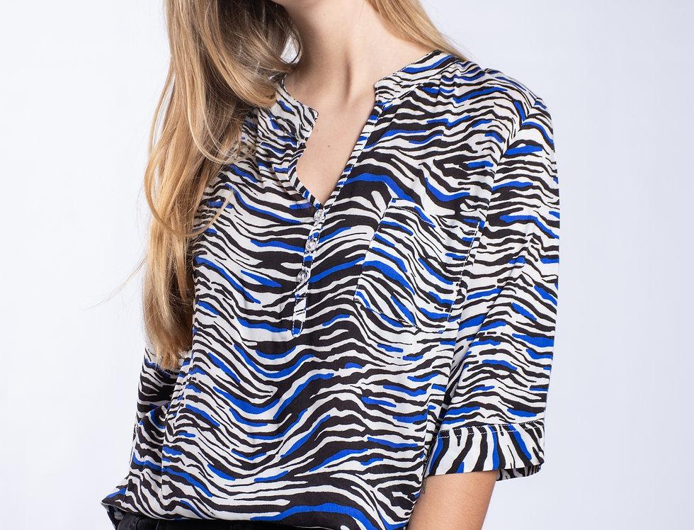Camisola Zebra color 3/4