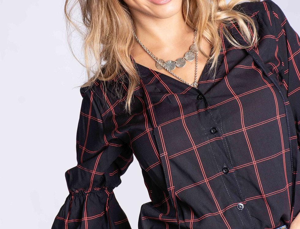 Camisa Miley cuadro