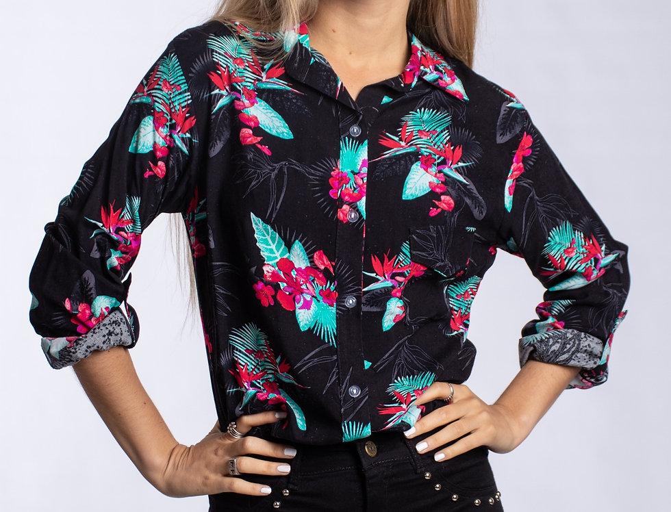 Camisa Fressyflower