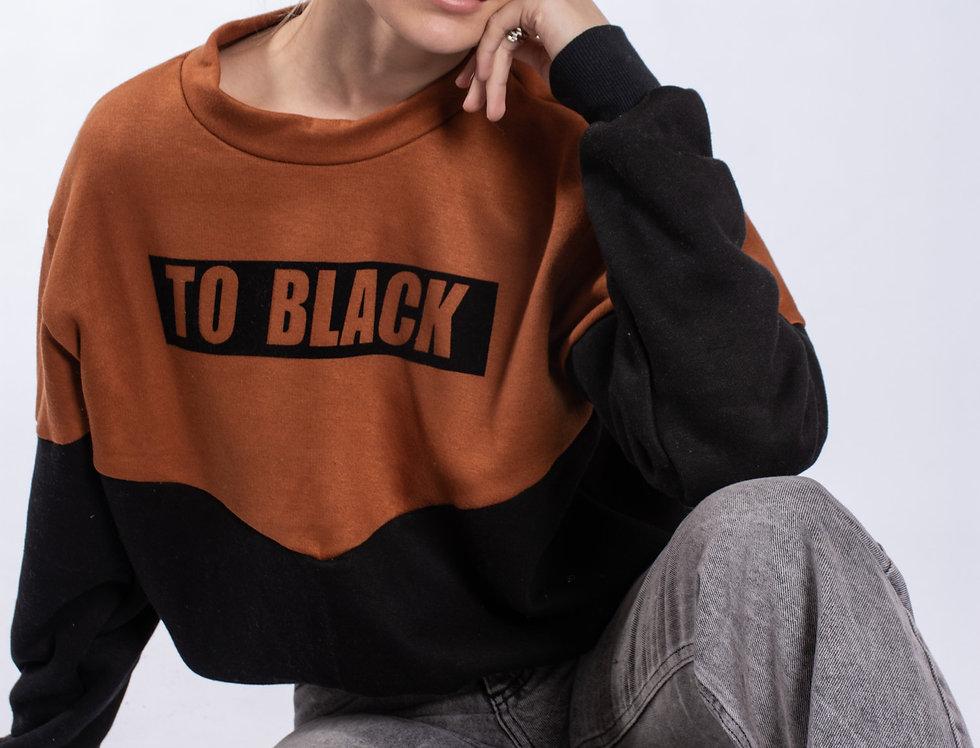 Buzo combi To black