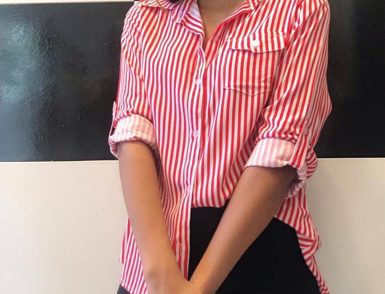 Camisa raya intermedia M/L