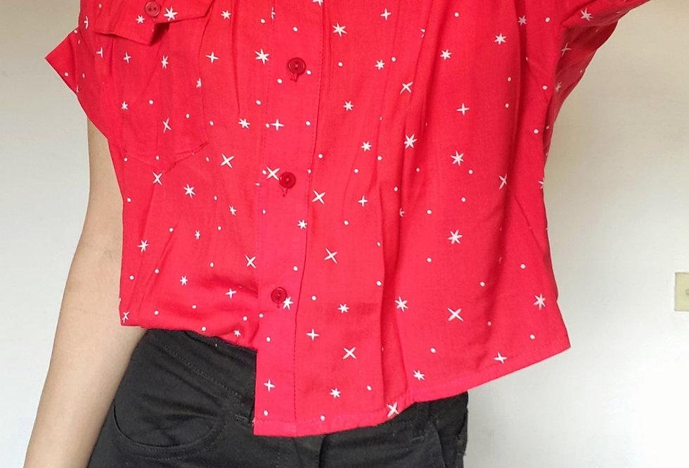 Camisa Betty Little star T/U
