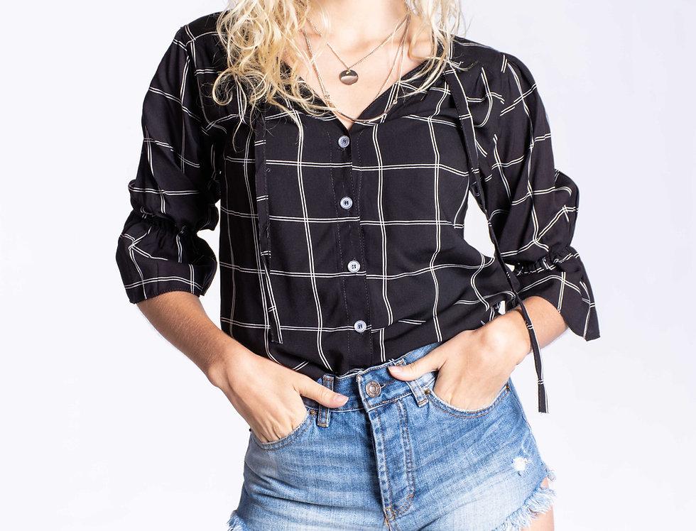 Camisola Miley Cuadro