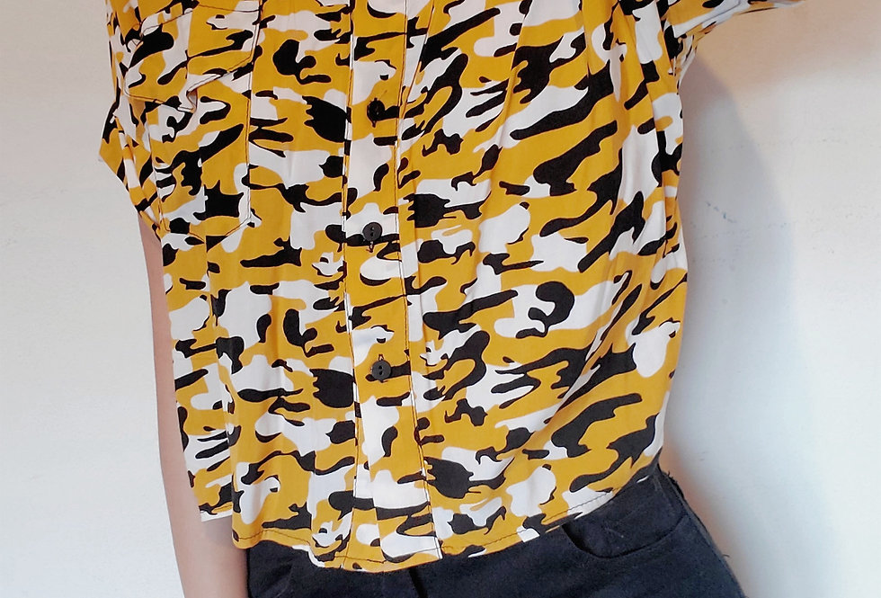 Camisa Betty Army T/U