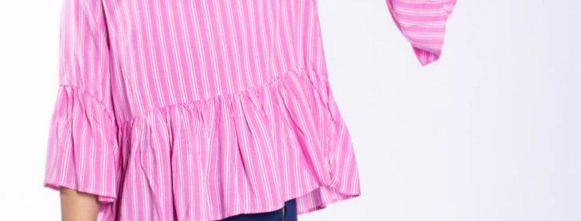 Blusa Chiara rayado