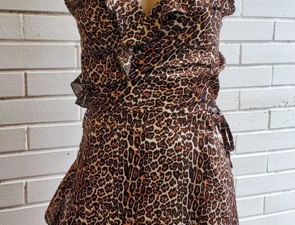Vestido Gigi Print