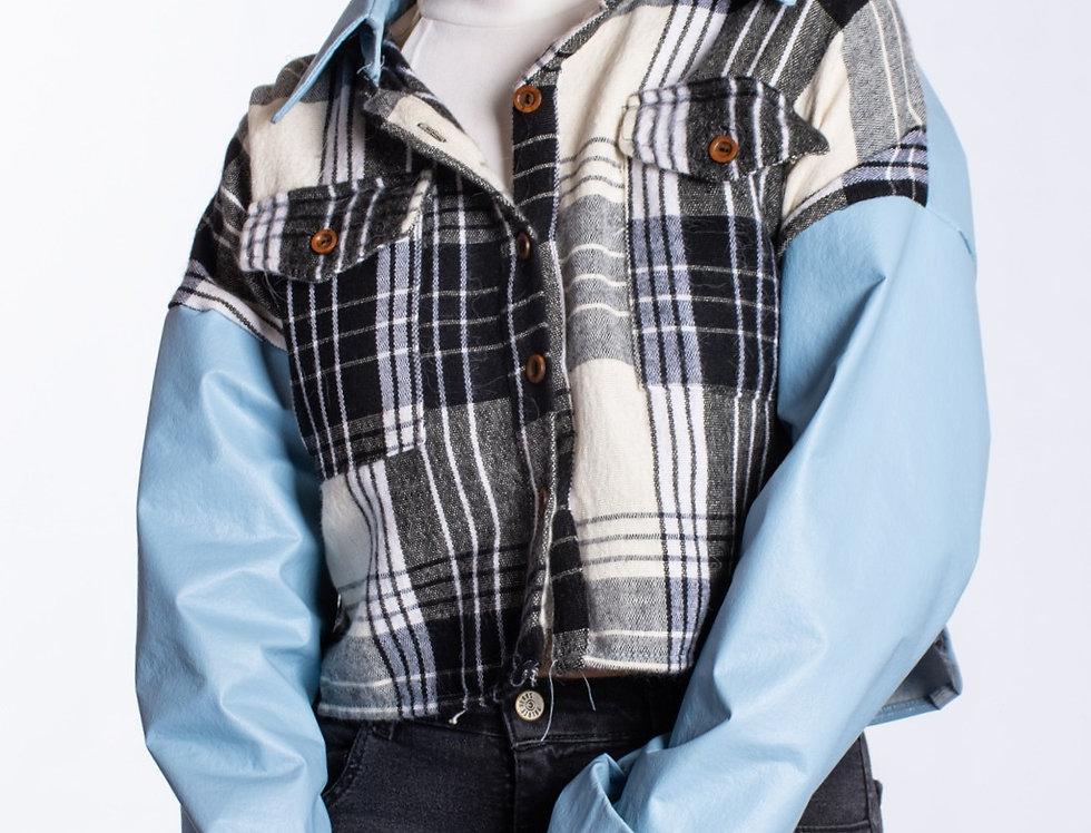 Jacket Valerie cuerina