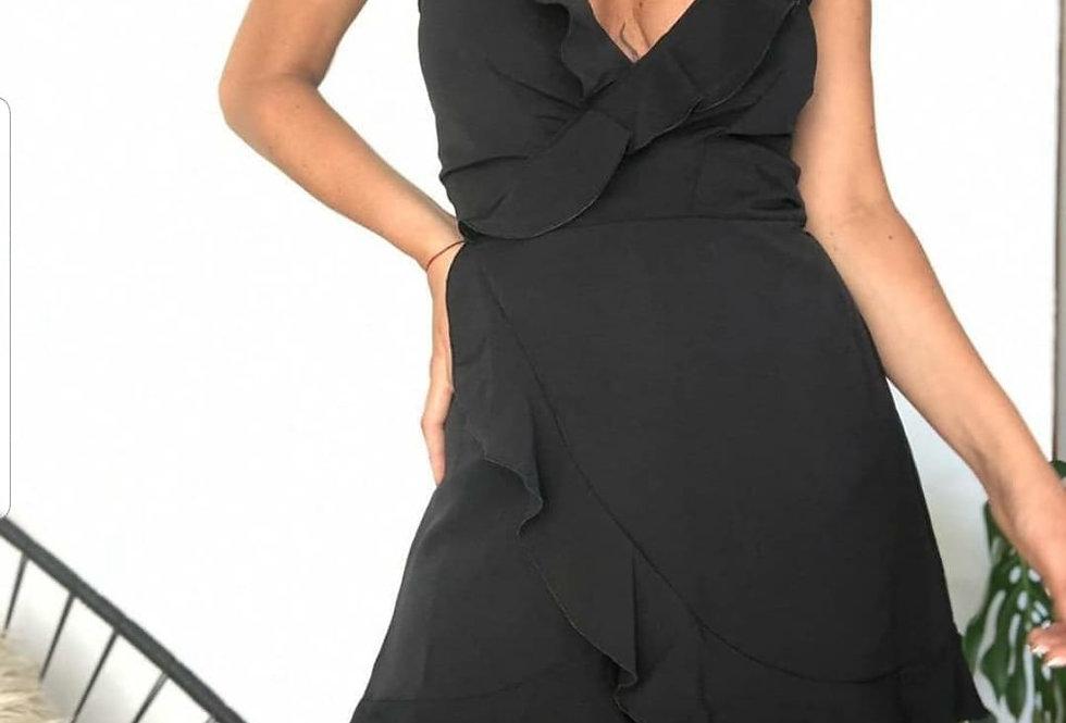 Vestido Gigi Liso