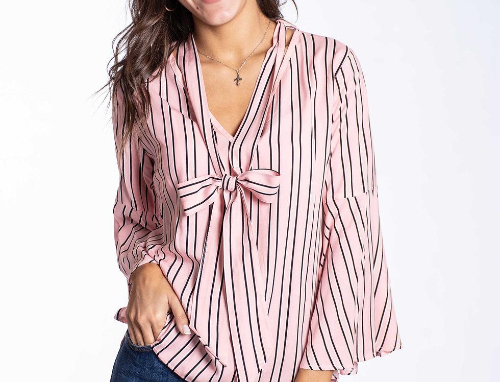 Blusa Chelsea Rayado