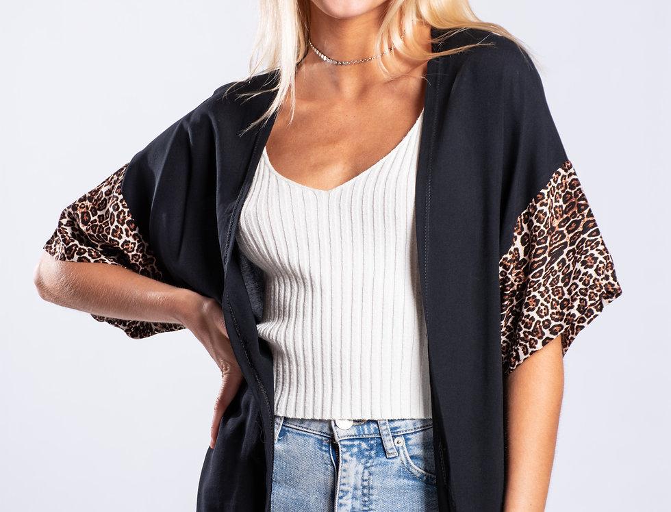 Kimono Combi Liso