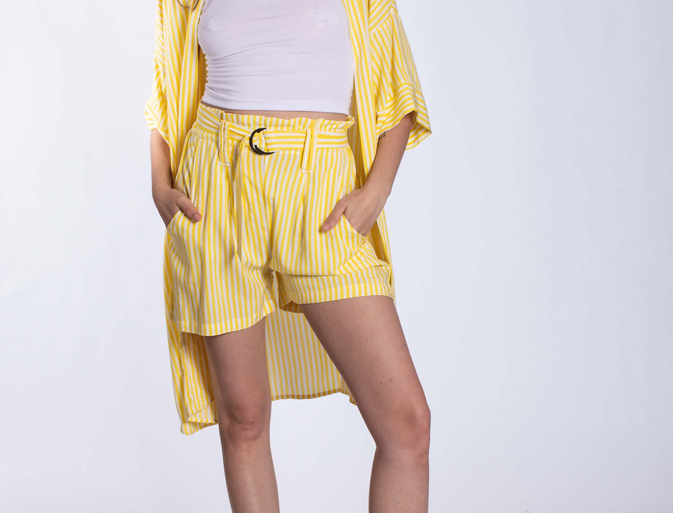 Conjunto Kimono+Short