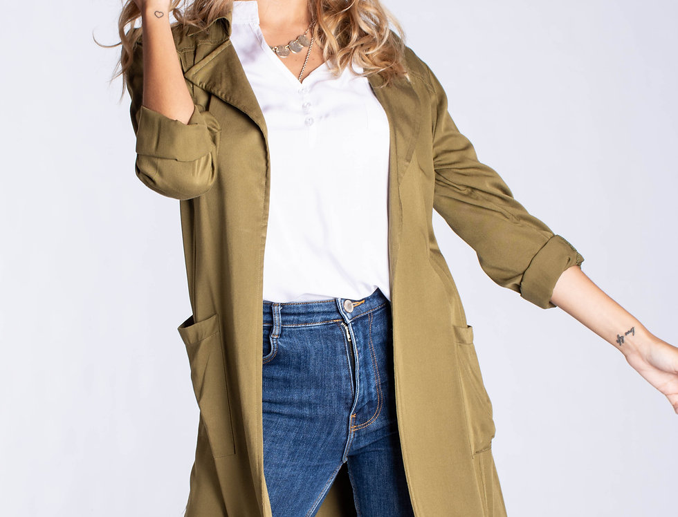 Trench Twill