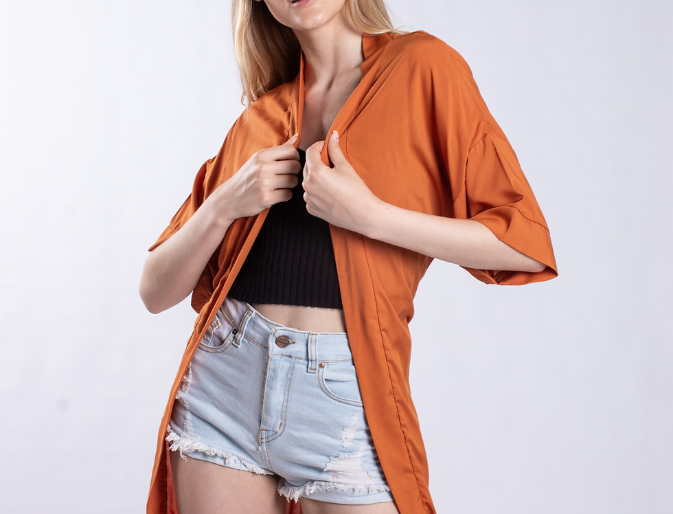 Kimonos lisos