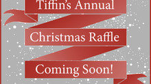 Takeaway Tiffin's Raffle Coming Soon!