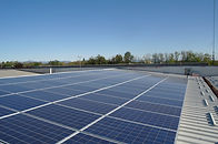 Pannelli Fotovoltaici su capannone indus