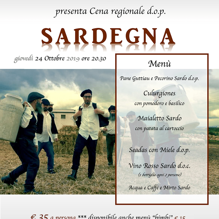 Sardegna > sold out!