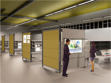 Studio, CBEIS Building