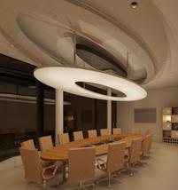 Haward Brandston Lighting Design Compitition  - Conference Room- Singh Center , Philadelphia