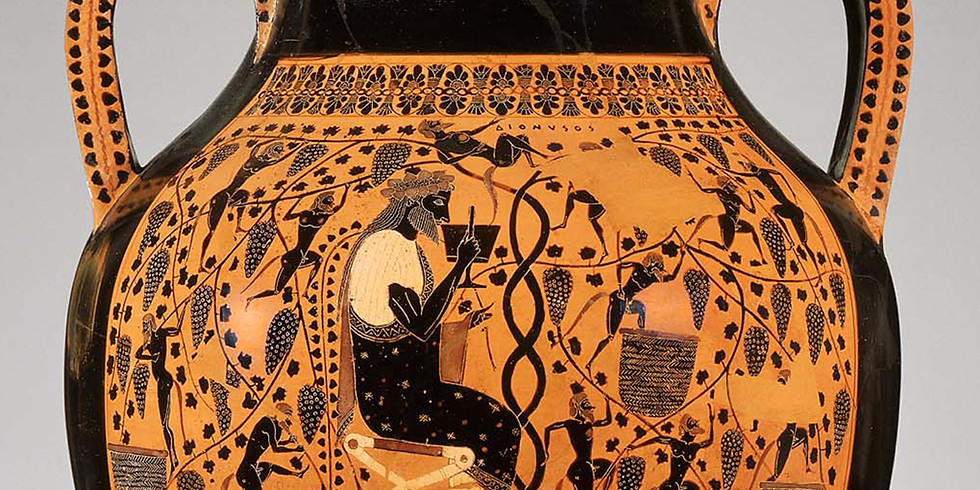 Spring Break Ancient Greece; The Culture, History + Art Making Class 4/22 + 4/23 (1)