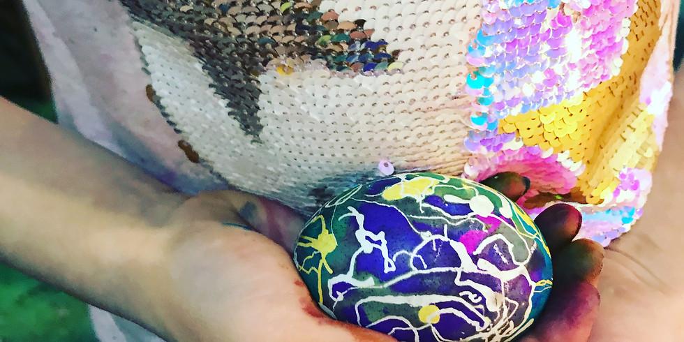 "Spring Break Ukrainian Easter Egg, The Arts of ""Pysanky"""
