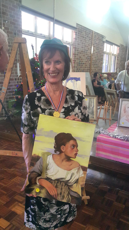 Linda Ferlazzo, 3rd Prize Winner