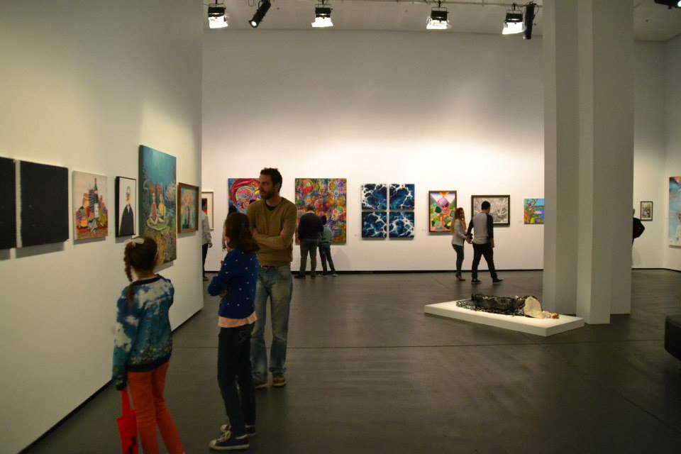 LAS Annual Exhibition, 2014 - 1.jpg