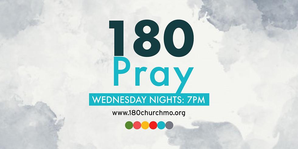 180 PRAY