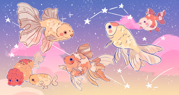 Goldfish Dreams