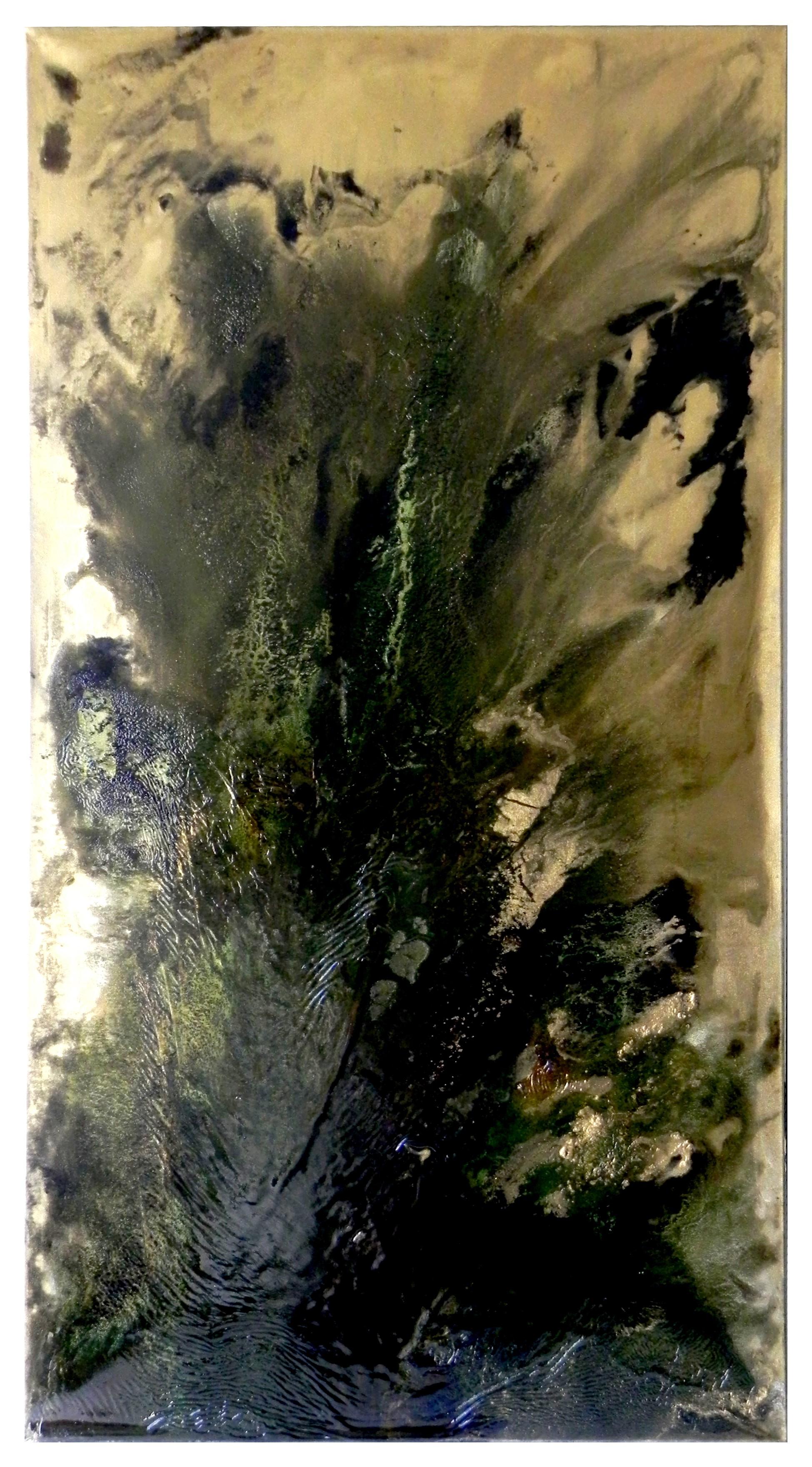 """Magma Gold&Green"" A-CERO"