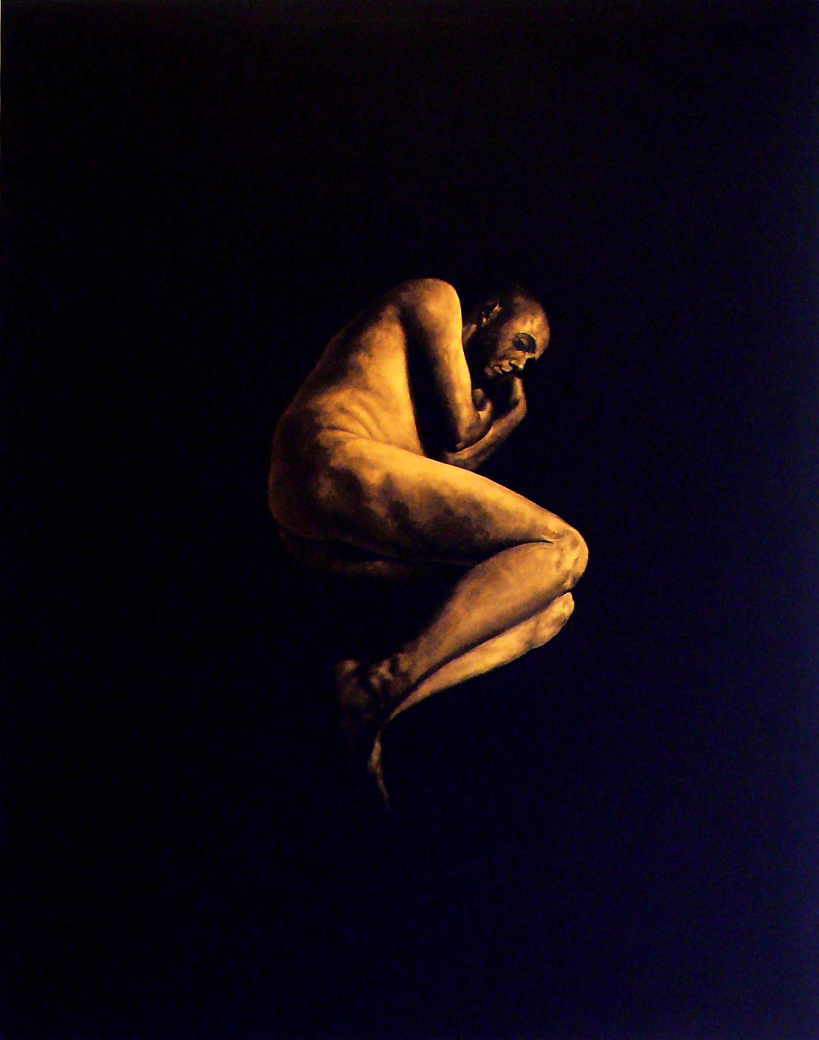 """""""Retrato I"""" RICARDO HORCAJADA"""