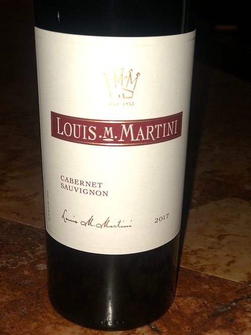 Louis Martini Cabernet Sauvignon-case of 12