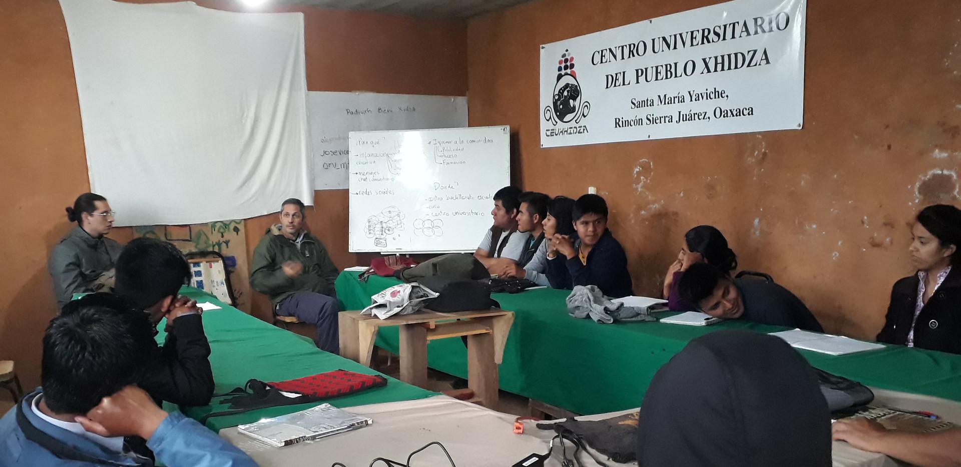 Santa María Yaviche, Oaxaca