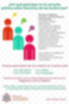 consulta pública derechos audiencias redes ac