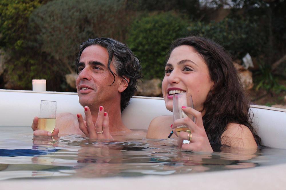 נירו לוי ורייצ'ל גאון מציגים זוגיות מאושרת בסופטאב 2