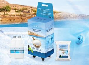ג'קוזי ים המלח - על יתרונות השימוש במי מלח בג'קוזי