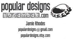 Popular Designs Handmade