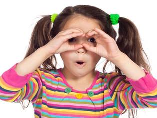 Neglect of children's eye care