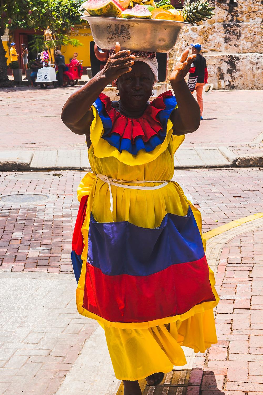 Cartagena Colombia travel blog