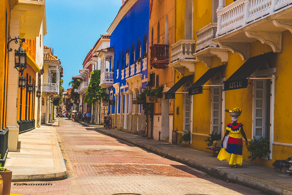 Colombia travel blog