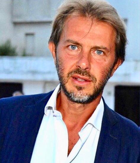 il gioprnalista francesco Giorgino